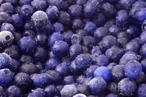 Is There a Loss of Nutritional Value in Frozen Blueberr…