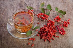 Goji Tea Benefits
