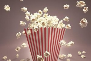 Popcorn for Low-Carb Diets