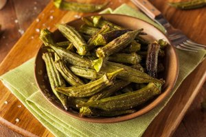 Okra for Lowering Cholesterol