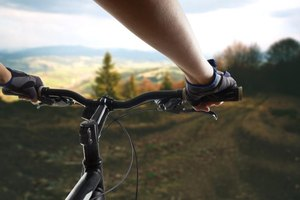 Wrist Pain & Mountain Bike Handlebars