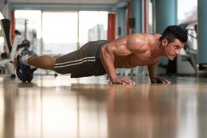 Marine Pushup Ladder Exercises