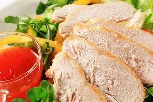 How to Bake Thinly Sliced Chicken Breasts