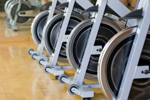 Indoor Cycling Class Workouts