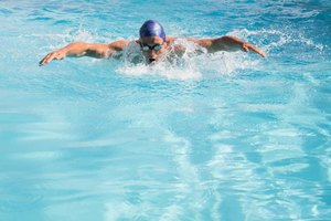 Arm & Leg Movements in Swimming
