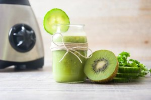 What Are the Benefits of a Green Drink?