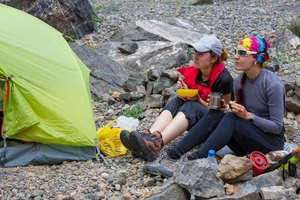 Wilderness Backpacking: What Food to Bring