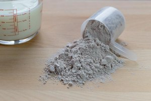How to Lose Weight With Whey Protein Shakes