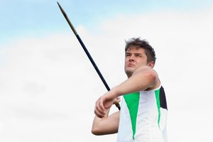 How to Train for Javelin Throwing