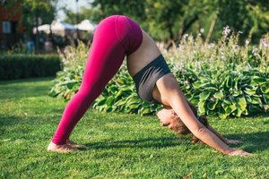 Yoga Positions Good for Migraines