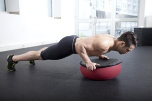 Bosu Benefits for Muscles