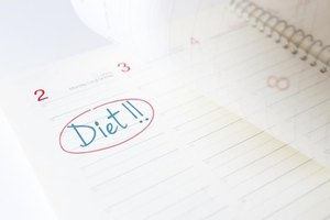 How to Lose 4 Lbs in a Week & Diet Plans