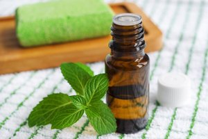 Peppermint Oil for Muscle Aches