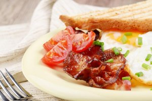 Nutritional Value of Crispy Bacon