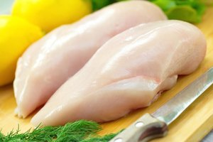 How to Marinate Chicken in Lemon