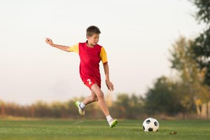 Soccer Drills on Spacing for Kids