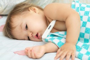 Should You Use Ice Packs on an Infants with High Fevers…