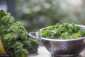 How to Steam Kale Without a Steamer