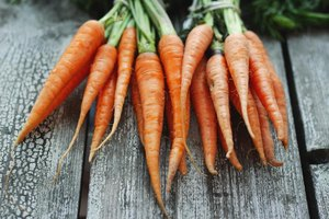 Carrots During Breastfeeding