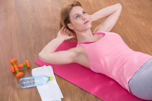 Beginners Recommended Number of Situps