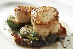 Nutrition in Seared Scallops