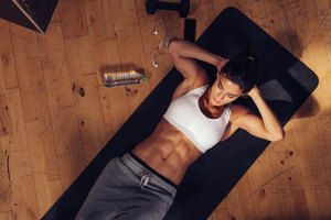 How Many Calories Do I Burn When Doing Crunches?