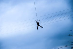 Bungee Jumping in Texas