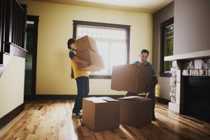 Regulations for Child Support When Moving Out of State