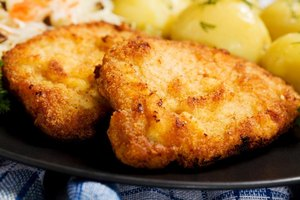Secrets to Tender Breaded Pork Chops