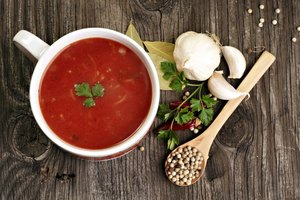 Can You Eat Tomato Soup on a Low-Carb Diet?