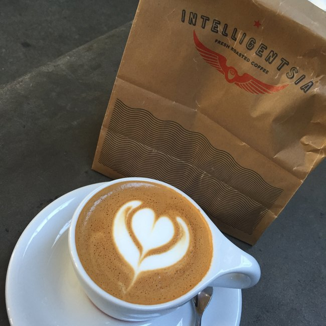 """how important were the intelligentsia for There are three important aspects of the brand to note, first of which is intelligentsia's unique policy called """"direct trade"""" the coffee company introduced a set of new trading practices by complementing what has been highlighted by giant coffee chains as part of their marketing strategy, namely """"fair trade""""."""