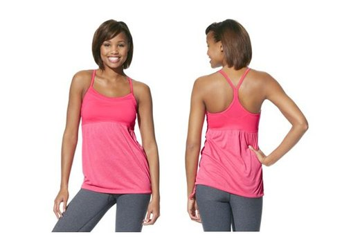 19. C9 by Champion Women's Fit and Flare Tank - Assorted Colors