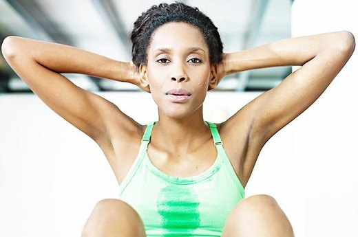 Perspiration Can Improve Dry Skin, Acne and Other Skin Conditions