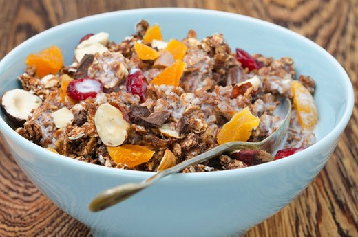 14. Whole Grain Breakfast Cereals