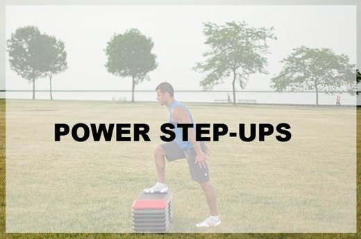 10. Power Step-Ups