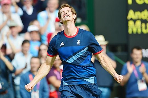 #6. Andy Murray's Redemption on the Grass of Wimbledon