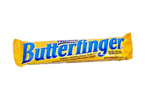 1. Butterfinger Bar