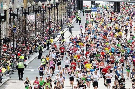 4. Boston Marathon
