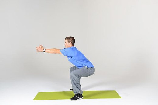 Circuit A Move #4: Squats (Part Two)