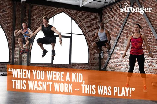 "11. ""When You Were a Kid, This Wasn't Work -- This Was Play!"""