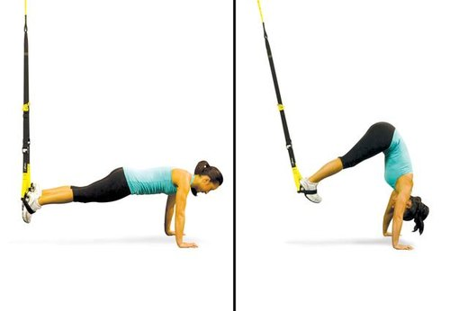 16 TRX Moves for a Full-Body Workout | LIVESTRONG.COM