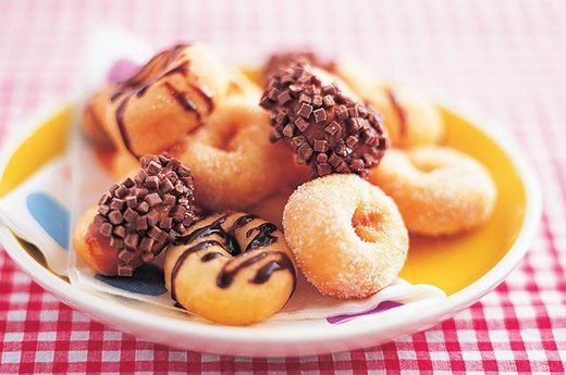 7. Doughnuts (and Cronuts!)
