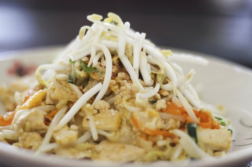 5. Paleo Chicken Pad Thai