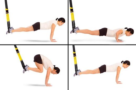 16 Trx Moves For A Full Body Workout Livestrong Com