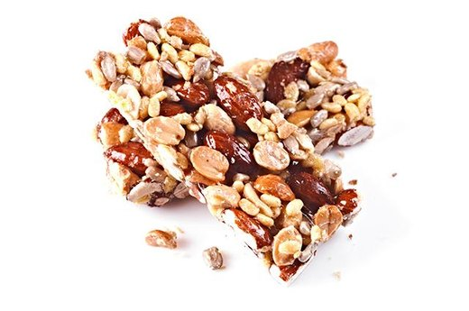 7. Whole Grain Granola Bars