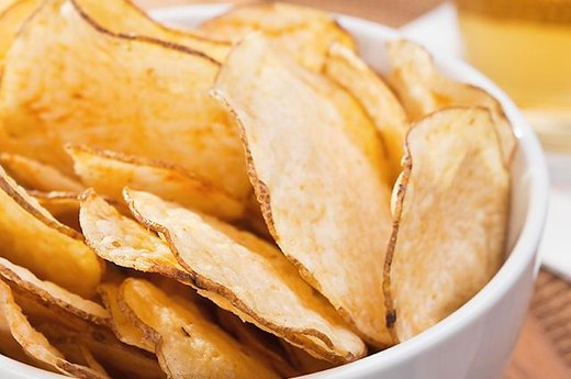 20. Baked Chips