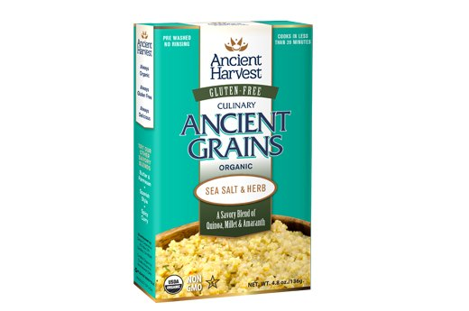 2. Ancient Harvest Culinary Ancient Grains