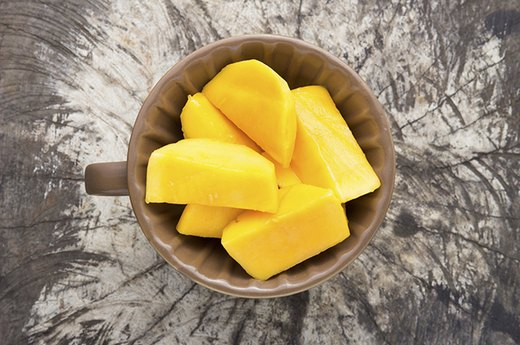 3. Mangoes Are Antioxidant Rich