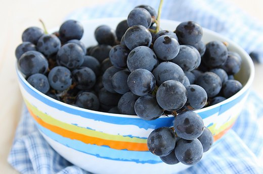 Cancer-Fighting Food #1 and 2: Grapes and Grape Seed Extract
