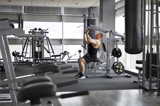 MISTAKE #7: Spending Too Much Time in the Gym